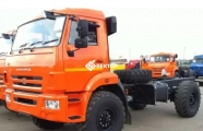 КамАЗ 43501-3011-69(G5)