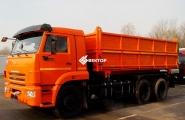 Самосвал КамАЗ 45143-6012-48(А5)