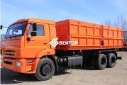 Самосвал КамАЗ 45144-6091-48(А5)