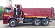 КамАЗ 6580-002-87(S5)