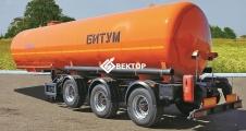 Полуприцеп цистерна НЕФАЗ для перевозки нефти 96931-0201022-04