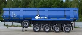 Самосвальный полуприцеп ТОНАР 95234-0000010-10