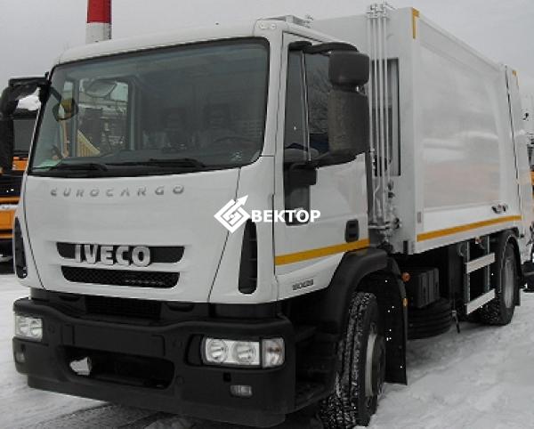 Мусоровоз HIDRO-MAK на шасси IVECO Eurocargo